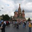 La dua tago en Moskvo