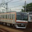 2017年8月17日  東急東横線 多摩川 東京メトロ 10136F