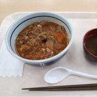 12月9日昼 チゲ雑炊 明治大学生田キャンパス