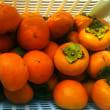 「残し柿」、「木守り柿」