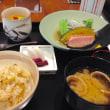 鈴木学園 レストランリリウムで食事しました