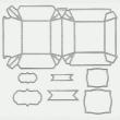 ハンバーガーボックスのダイカットはLIFESTYLE CRAFTS・HAMBURGER BOX <shopWA・ON>