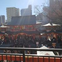 千葉神社など