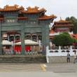 台湾ツアー 極彩色・台湾最大の廟 文武廟