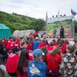 青少年キャンプはタタール海峡の街で開催されました ドゥエ発