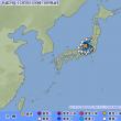 長野県の地震と福島の地震