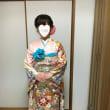 12月1日成人式の無料リハーサル13人目は富田林市のT様でした。