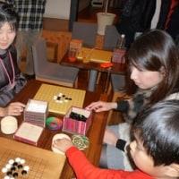 12月の囲碁ステ
