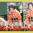 着物姿でランウェイを歩く【比較画像】1970 大阪万博 1985 つくば博 2012