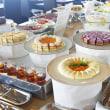 6月のランチバイキング「アルページュ風 創作アジアン料理」