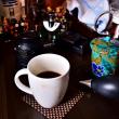 コーヒーの・・・(^-^;