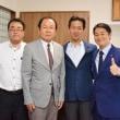 経済・金融のプロ!岡本三成外務大臣政務官を講師に迎え開催された経済講演会に出席!茨城県境町