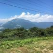 米原市の清滝山で山ラン