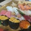 びっくり寿司で夕飯♪