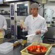 ホテル杉の湯(川上村)で羊羹づくり体験/日の出餅 橋本知祉さんをお招きし