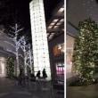 クリスマス・イルミネーション・カレッタ汐留