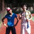 真夏のテニス!「JTPツアー2017」は、相変らずの熱戦が展開されているぜ!俺「Mash」もギリギリの戦いが続く・・・