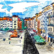 ビトリア Spain