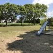 20人が集った児童公園の掃除