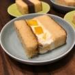 マンゴーのフルーツケーキ