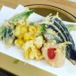 東京あきる野産野菜で、夏の天せいろ