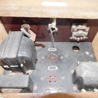 持続電波発信機(電信練習機)の修復作業記録 その1 (2018年10月13日)