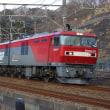 2018年2月17日 東海道貨物線 東戸塚 EH500-37 2079レ