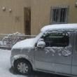 4年ぶりに東京が積雪