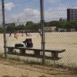 短期サッカー教室にて in 上ヶ池公園
