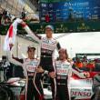 > ル・マン/WECニュース記事一覧 > トヨタ、ついに悲願のル・マン24時間初優勝! 中嶋一貴が日本車+日本人での初制覇を達成