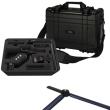 5%off-MOZA Air 3-軸 ハンドヘルド ジンバル デュアル ハンド ホルダー & 三脚 ミラーレス カメラ DSLRs