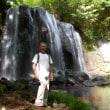 温泉に行き、滝を見てきた!