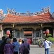 のんびり・台湾 台北市 癒しのお寺・龍山寺 3