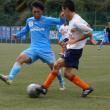 東京都U-18サッカーリーグT2 第17節 vs都立 東久留米総合高等学校
