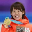 高木菜那がマススタート初代女王!パシュートに続き2個目の金メダル!