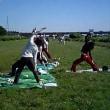 河原yoga & picnic lunch ♪  4/29(水曜日/祝日)11:00~13:00 y o g a  13:00~l u n c h