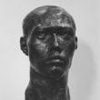 「 男の首 」