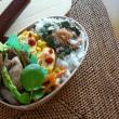 お弁当(豚肉&舞茸のエスニック炒め)