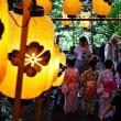 鳥羽赤崎神社の参道
