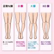 靴底の減り方で分かる体の歪み③~外側・内側が減る~