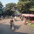 マンダレーの観光始まる(2018ミャンマーno21)
