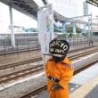 小便小僧は東京消防庁特別救助隊隊員!