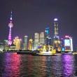 上海 夜の外灘