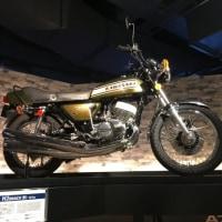 カワサキワールドにオートバイを見に行ってきました
