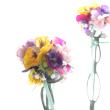 パンジー「インテリア雑貨」春のお花飾り