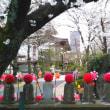 東京タワーと増上寺🗼🏯 松村