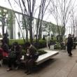 あべのハルカス美術館「北斎」と「北斎カプチーノセット   」