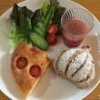 「ラ フィグ」&「トマトとポテトのフォカッチャ」