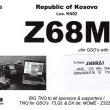 近着QSL(紙) Z68M 17m/FT8