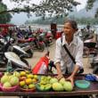 桂林の旅 興坪の町散策